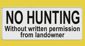 Ethical Hunting get permission