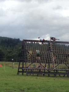 Warrior Dash: Western WA, July 21, 2012