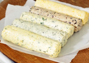 Compound Butter ~ Simple to prepare and full of flavor