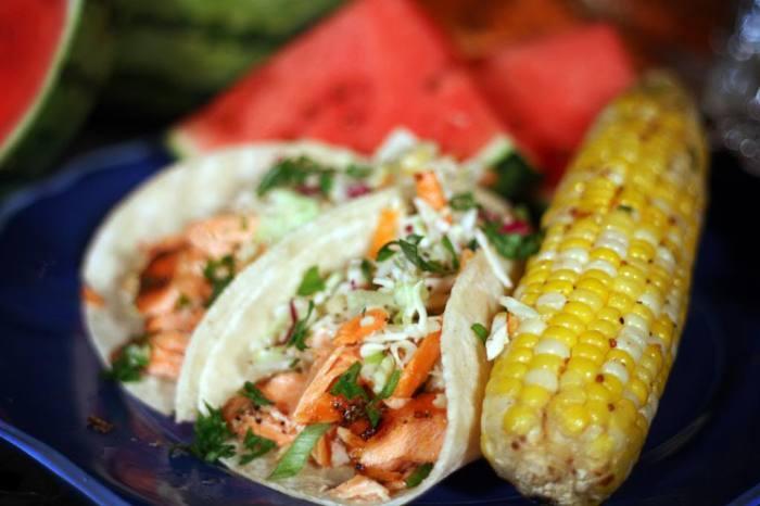 fish taco use